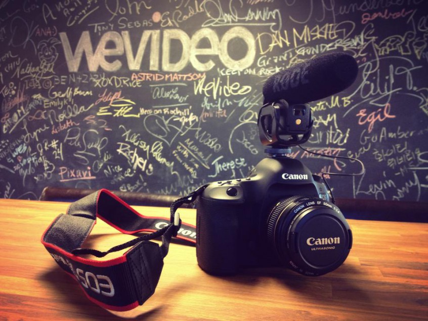 "Permalink to: ""The WeVideo Story (Behind the Scenes)"""