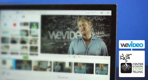 """Permalink to: """"WeVideo and StoryCenter Partner to Democratize Storytelling"""""""