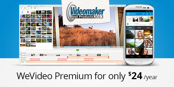 "Permalink to: ""Celebrate This Holiday Season with our WeVideo Special"""
