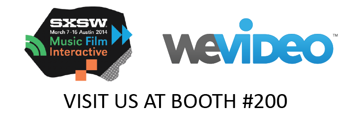 "Permalink to: ""Meet WeVideo at SXSW – Booth #200"""
