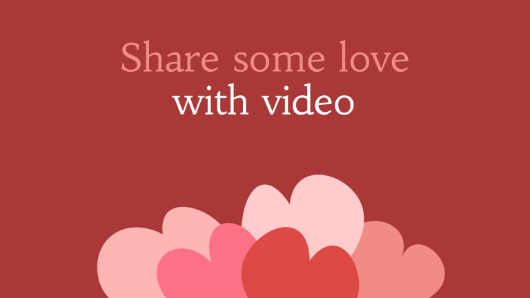"""Permalink to: """"Six ways to share the love with video this Valentine's Day"""""""