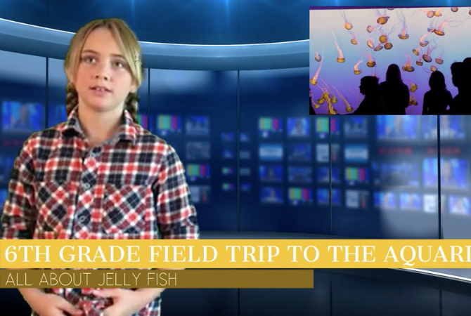 Newscast (WeVideo Template)