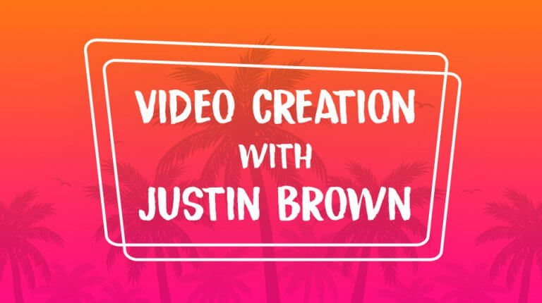 "Permalink to: ""Video creation tips with Primal Video's Justin Brown"""