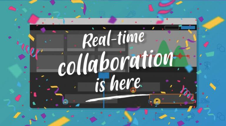 """Permalink to: """"New feature: Collaborate & edit videos in real time"""""""